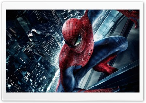 The Amazing Spider-Man Ultra HD Wallpaper for 4K UHD Widescreen desktop, tablet & smartphone