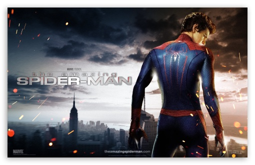 The Amazing Spider Man 2012 ❤ 4K UHD Wallpaper for Wide 16:10 5:3 Widescreen WHXGA WQXGA WUXGA WXGA WGA ; Mobile 5:3 - WGA ;