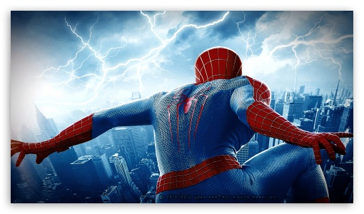 The Amazing Spider Man 2 2014 4K HD Desktop Wallpaper for ...