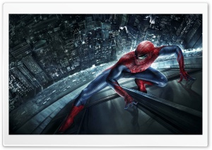 The Amazing Spider Man 2 2014 HD Wide Wallpaper for Widescreen