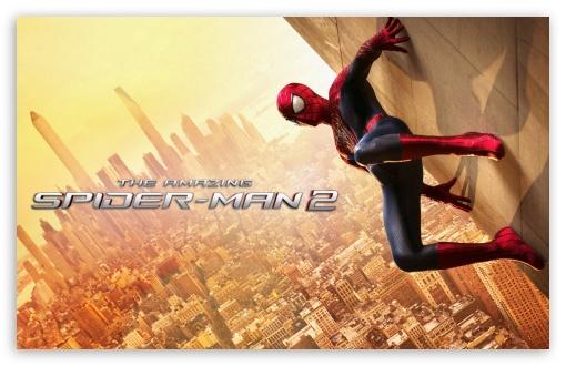 The Amazing Spider Man 2 City 2 By Bijit69 D6e5cdj 4k Hd Desktop