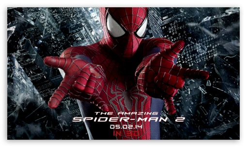 Download The Amazing Spider Man 2 Banner By Francus321 HD Wallpaper