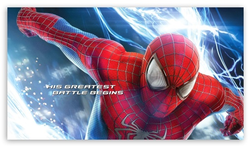 The Amazing Spider Man 2 Movie 4K HD Desktop Wallpaper for ...