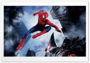 The Amazing Spider Man 2 Rhino Ultra HD Wallpaper for 4K UHD Widescreen desktop, tablet & smartphone
