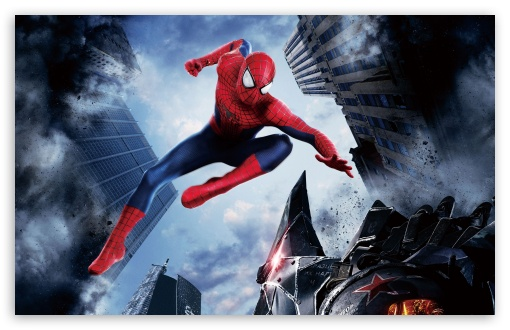 The Amazing Spider Man 2 Rhino 4k Hd Desktop Wallpaper For 4k