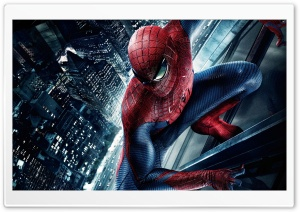 The Amazing Spider Man HD Wide Wallpaper for 4K UHD Widescreen desktop & smartphone
