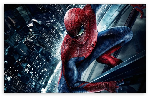 The Amazing Spider Man 4K HD Desktop Wallpaper for 4K ...