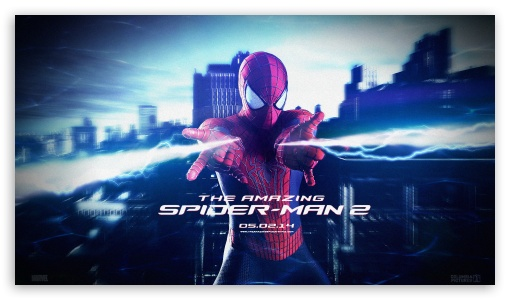 Download THE AMAZING SPIDERMAN 2 HD Wallpaper