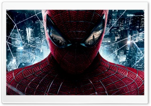 The Amazing Spiderman (2012) HD Wide Wallpaper for Widescreen