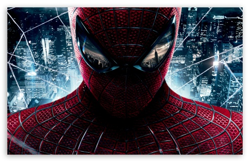 The Amazing Spiderman (2012) HD wallpaper for Standard 4:3 5:4 Fullscreen UXGA XGA SVGA QSXGA SXGA ; Wide 16:10 5:3 Widescreen WHXGA WQXGA WUXGA WXGA WGA ; HD 16:9 High Definition WQHD QWXGA 1080p 900p 720p QHD nHD ; Other 3:2 DVGA HVGA HQVGA devices ( Apple PowerBook G4 iPhone 4 3G 3GS iPod Touch ) ; Mobile VGA WVGA iPhone iPad PSP Phone - VGA QVGA Smartphone ( PocketPC GPS iPod Zune BlackBerry HTC Samsung LG Nokia Eten Asus ) WVGA WQVGA Smartphone ( HTC Samsung Sony Ericsson LG Vertu MIO ) HVGA Smartphone ( Apple iPhone iPod BlackBerry HTC Samsung Nokia ) Sony PSP Zune HD Zen ; Tablet 2 Android 3 DVGA HVGA HQVGA devices ( Apple PowerBook G4 iPhone 4 3G 3GS iPod Touch ) ; Dual 4:3 5:4 16:10 5:3 16:9 UXGA XGA SVGA QSXGA SXGA WHXGA WQXGA WUXGA WXGA WGA WQHD QWXGA 1080p 900p 720p QHD nHD ;