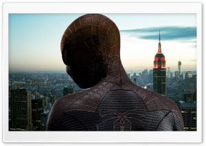 The Amazing Spiderman HD Wide Wallpaper for 4K UHD Widescreen desktop & smartphone