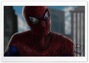 The Amazing Spiderman Unrated by tame_achi HD Wide Wallpaper for 4K UHD Widescreen desktop & smartphone