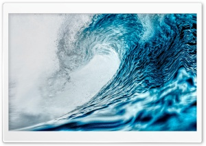 The Amazing Wave HD Wide Wallpaper for 4K UHD Widescreen desktop & smartphone