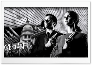 The Americans TV Show HD Wide Wallpaper for Widescreen
