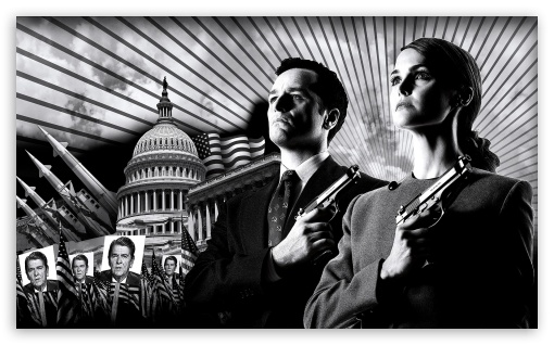 The Americans Tv Show Ultra Hd Desktop Background Wallpaper