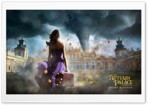 The Autumn Palace - Ondine 2 HD Wide Wallpaper for Widescreen