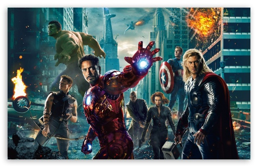 The Avengers Ultra Hd Desktop Background Wallpaper For 4k Uhd Tv Tablet Smartphone