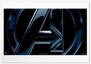 The Avengers (2012) - Assemble HD Wide Wallpaper for Widescreen