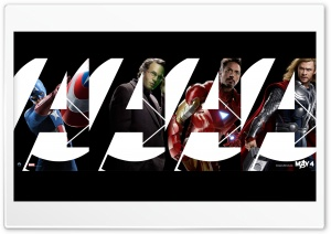 The Avengers (2012) - Join HD Wide Wallpaper for Widescreen