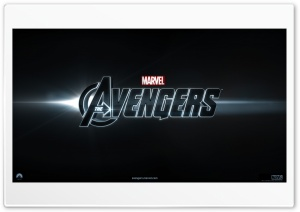 The Avengers (2012) - Title Screen HD Wide Wallpaper for Widescreen