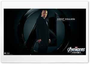 The Avengers Agent Coulson HD Wide Wallpaper for Widescreen