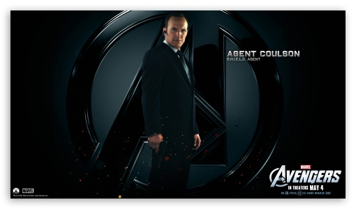 The Avengers Agent Coulson HD wallpaper for HD 16:9 High Definition WQHD QWXGA 1080p 900p 720p QHD nHD ; Mobile 16:9 - WQHD QWXGA 1080p 900p 720p QHD nHD ;