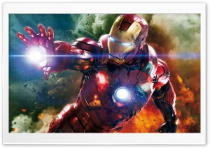 The Avengers Iron Man HD Wide Wallpaper for Widescreen