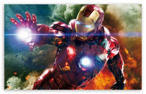 Download The Avengers Iron Man HD Wallpaper