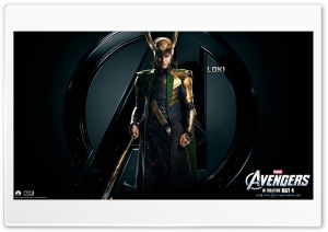 The Avengers Loki HD Wide Wallpaper for 4K UHD Widescreen desktop & smartphone