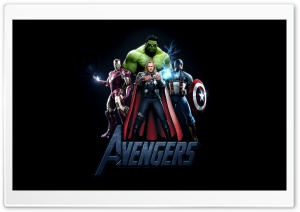 The Avengers Movie 2012 HD Wide Wallpaper for Widescreen