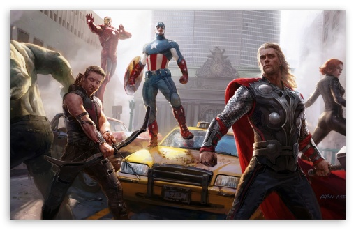 The Avengers Painting HD wallpaper for Wide 16:10 5:3 Widescreen WHXGA WQXGA WUXGA WXGA WGA ; HD 16:9 High Definition WQHD QWXGA 1080p 900p 720p QHD nHD ; Standard 4:3 3:2 Fullscreen UXGA XGA SVGA DVGA HVGA HQVGA devices ( Apple PowerBook G4 iPhone 4 3G 3GS iPod Touch ) ; iPad 1/2/Mini ; Mobile 4:3 5:3 3:2 16:9 - UXGA XGA SVGA WGA DVGA HVGA HQVGA devices ( Apple PowerBook G4 iPhone 4 3G 3GS iPod Touch ) WQHD QWXGA 1080p 900p 720p QHD nHD ;