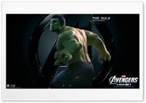 The Avengers The Hulk HD Wide Wallpaper for Widescreen