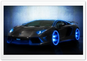 The Aventador Wallpaper (Modified by Aarif) HD Wide Wallpaper for Widescreen