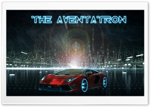 The Aventatron HD Wide Wallpaper for Widescreen