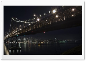 The Bay Bridge HD Wide Wallpaper for Widescreen