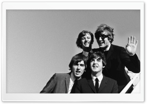 The Beatles HD Wide Wallpaper for Widescreen