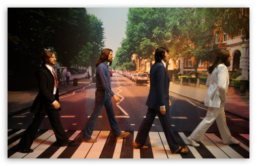 The Beatles - Abbey Road - Madame Tussaud ❤ 4K UHD Wallpaper for Wide 16:10 5:3 Widescreen WHXGA WQXGA WUXGA WXGA WGA ; 4K UHD 16:9 Ultra High Definition 2160p 1440p 1080p 900p 720p ; UHD 16:9 2160p 1440p 1080p 900p 720p ; Standard 3:2 Fullscreen DVGA HVGA HQVGA ( Apple PowerBook G4 iPhone 4 3G 3GS iPod Touch ) ; Mobile 5:3 3:2 16:9 - WGA DVGA HVGA HQVGA ( Apple PowerBook G4 iPhone 4 3G 3GS iPod Touch ) 2160p 1440p 1080p 900p 720p ;