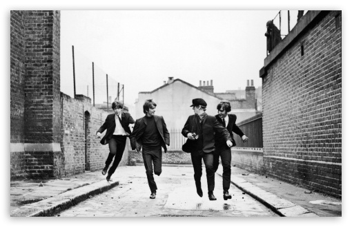 The Beatles Running HD wallpaper for Wide 16:10 5:3 Widescreen WHXGA WQXGA WUXGA WXGA WGA ; HD 16:9 High Definition WQHD QWXGA 1080p 900p 720p QHD nHD ; Standard 4:3 5:4 3:2 Fullscreen UXGA XGA SVGA QSXGA SXGA DVGA HVGA HQVGA devices ( Apple PowerBook G4 iPhone 4 3G 3GS iPod Touch ) ; Tablet 1:1 ; iPad 1/2/Mini ; Mobile 4:3 5:3 3:2 16:9 5:4 - UXGA XGA SVGA WGA DVGA HVGA HQVGA devices ( Apple PowerBook G4 iPhone 4 3G 3GS iPod Touch ) WQHD QWXGA 1080p 900p 720p QHD nHD QSXGA SXGA ;