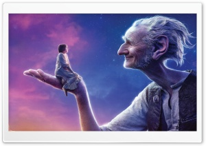 The BFG 2016 Movie HD Wide Wallpaper for 4K UHD Widescreen desktop & smartphone