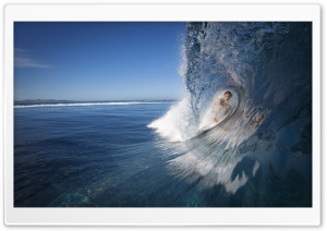 The Big Wave HD Wide Wallpaper for Widescreen