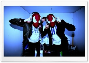 The Bloody Beetroots HD Wide Wallpaper for Widescreen