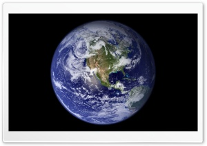 The Blue Marble Earth HD Wide Wallpaper for Widescreen