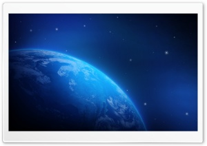 The Blue Planet HD Wide Wallpaper for Widescreen