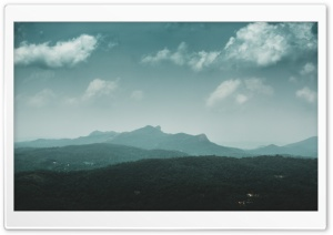 The clouds and the mist Ultra HD Wallpaper for 4K UHD Widescreen desktop, tablet & smartphone