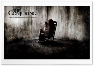The Conjuring Movie Wide HD Wide Wallpaper for 4K UHD Widescreen desktop & smartphone