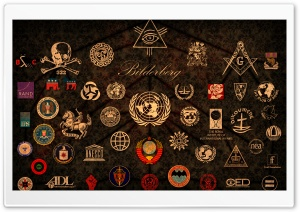 The Conspiracy To Rule The World HD Wide Wallpaper for Widescreen
