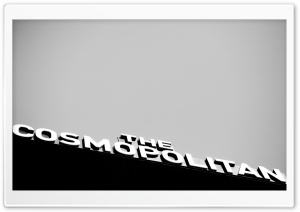 The Cosmopolitan Hotel Ultra HD Wallpaper for 4K UHD Widescreen desktop, tablet & smartphone