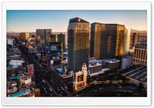 The Cosmopolitan of Las Vegas HD Wide Wallpaper for Widescreen