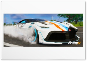 The Crew 2 Bugatti Divo Ultra HD Wallpaper for 4K UHD Widescreen desktop, tablet & smartphone