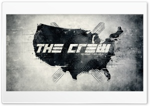 The Crew Video Game HD Wide Wallpaper for Widescreen